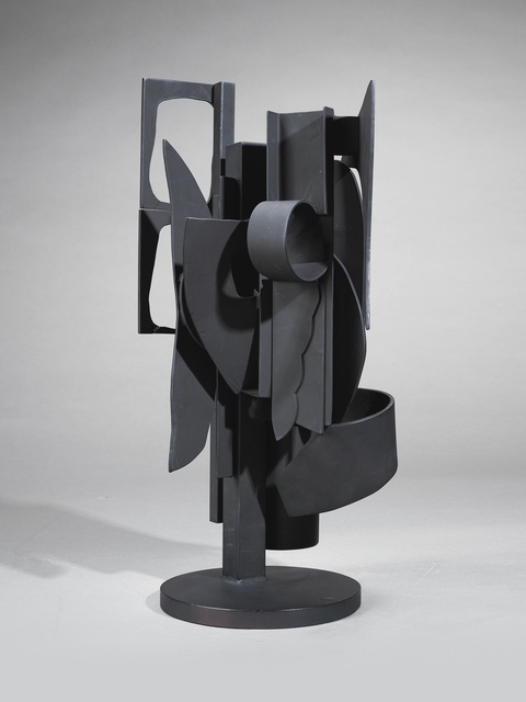 Louise Nevelson, 'Maquette for Sun Disc and Moon Shadow Column', 1977-79, Sotheby's