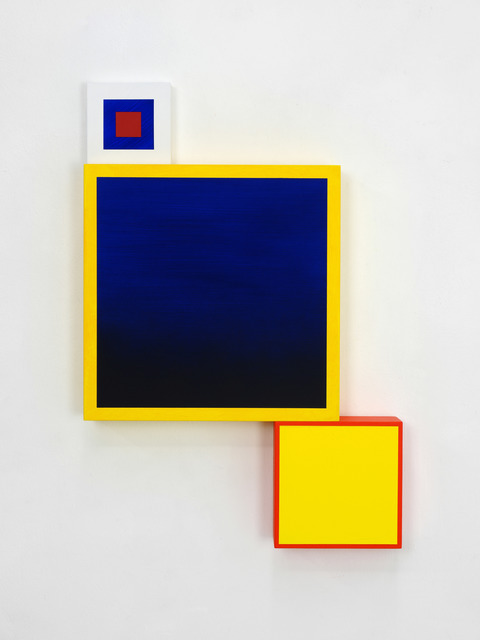 , 'Spacial Object (VII),' 2018, Kristin Hjellegjerde Gallery