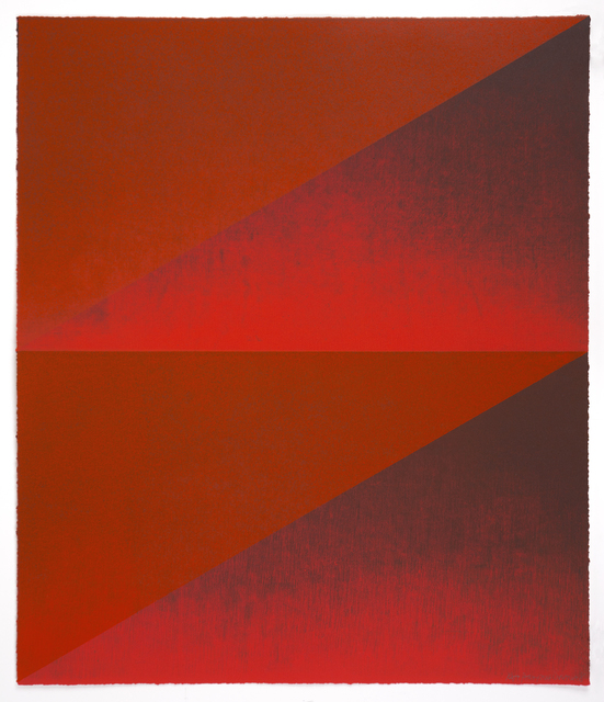 , 'Overture 8,' 2018, Manneken Press