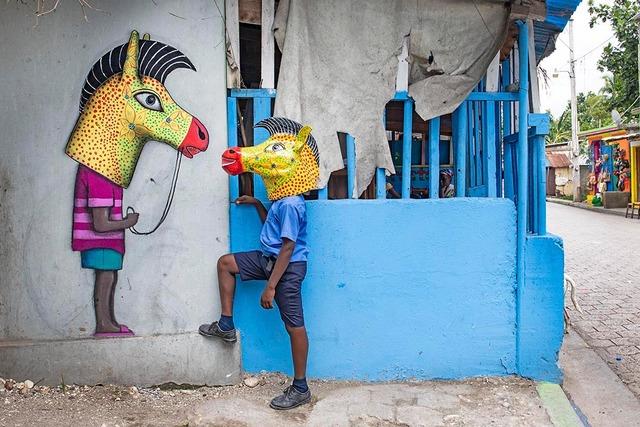 Martha Cooper, '[Haiti 21]', 2019, Fabien Castanier Gallery