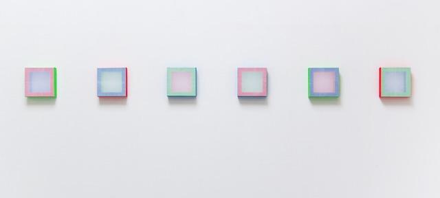 , 'Untitled (RGB colour spaces),' , Galerie Kandlhofer