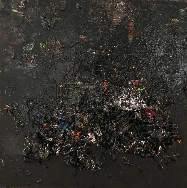 , 'Black III,' 2018, Aurora Vigil-Escalera Art Gallery