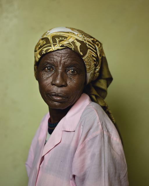 """, 'Mimi Afrika, Wheatland Farm, Graaff-Reinet, from the series """"Kin"""",' 2013, PRISKA PASQUER"""