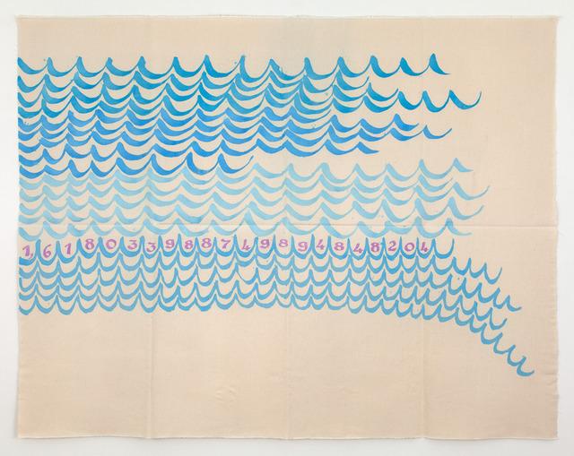 , 'Canone Aureo (204),' 2012, Casey Kaplan