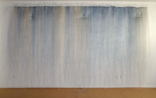 Lesley Dill, 'Fragile Bridge', 2005, Nohra Haime Gallery