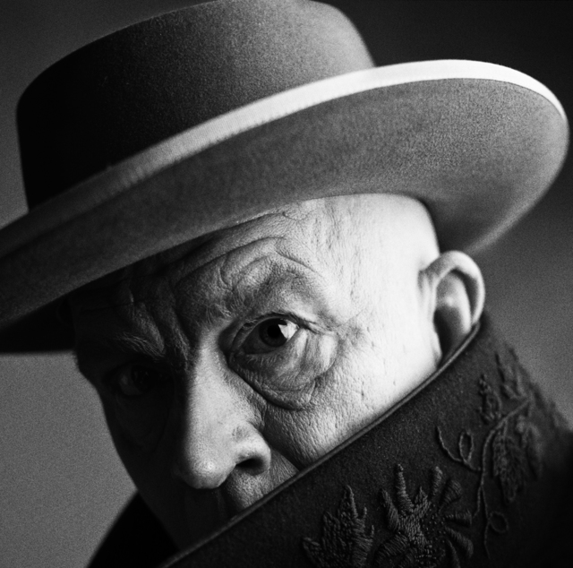 , 'Irving Penn / Pablo Picasso, Cannes, France (1957),' 2014, Ira Stehmann Fine Art Photography