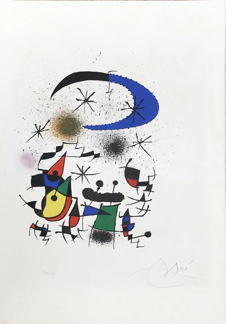 , 'Petite fete de nuit,' 1973, Fairhead Fine Art Limited