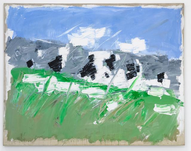, 'Mountain (Green Meadow),' 1981, Mai 36 Galerie