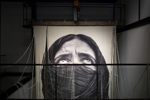 , 'Burka,' 2016, Terreno Baldío