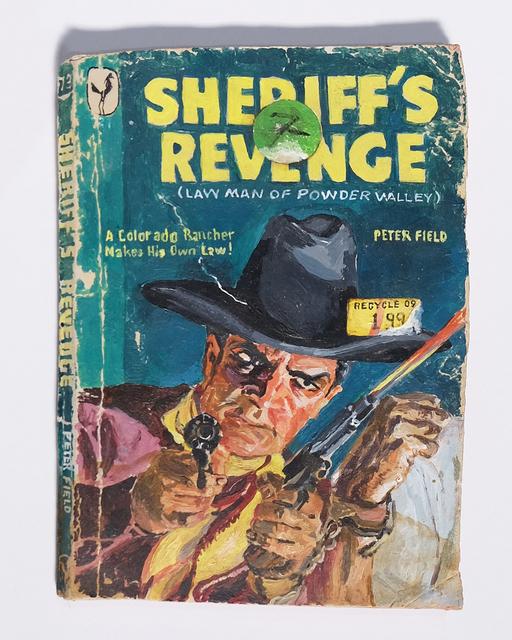 , 'Sheriff's Revenge ,' 2018 , DENK Gallery