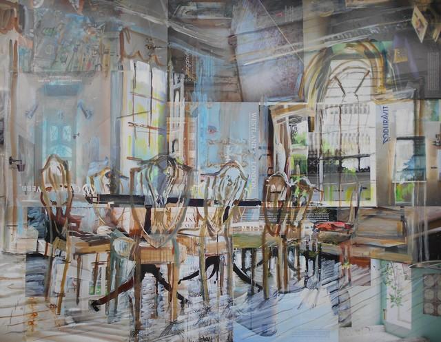 , 'West Horsley Place (webb),' 2019, Quantum Contemporary Art