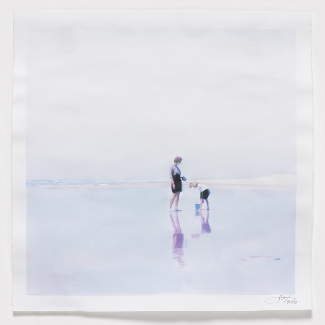, 'A Walk with Mommy,' 2016, Reynolds Gallery