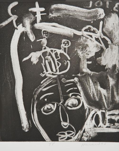 , 'Untitled T.P.,' 1995, Zane Bennett Contemporary Art