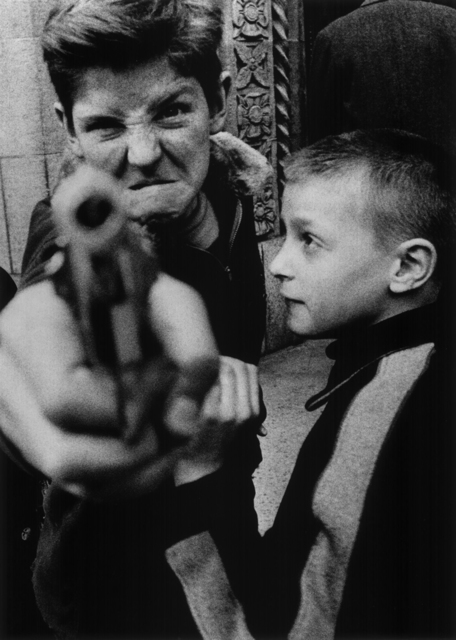 , 'Gun 1, New York,' 1955, Atlas Gallery