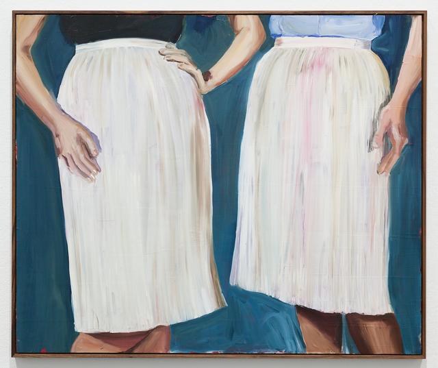 , 'Crisp/Pleated,' 2018, Galleri Magnus Karlsson