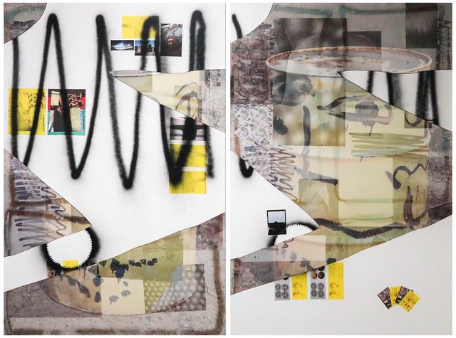 , 'Super Super Big Gulp,' 2017, Barbara Feinman Gallery