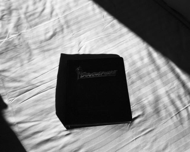 , 'Stratosphere,' 2015, METRONOM