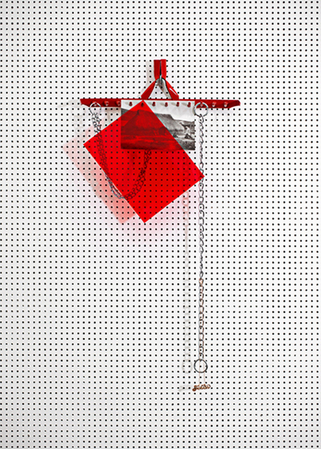 ", '""Equilibrio #3 (Ruca)"",' 2013, Leyendecker"