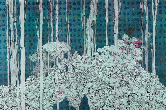 , 'Avision Lake 4,' 2015, Beyond Gallery