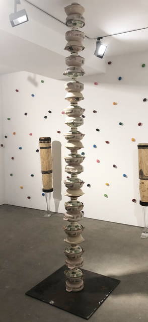 , 'Colonnes Pascale,' , Richard Taittinger Gallery