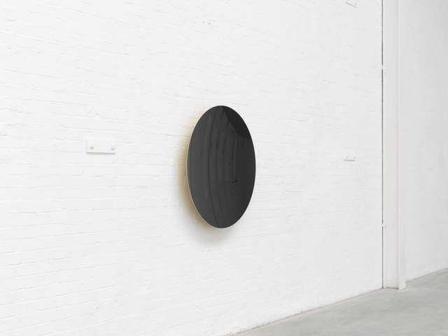 Anish Kapoor, 'Mirror Glow (Black Mist / Pagan Gold)', 2019, Sculpture, Stainless steel and lacquer, GALLERIA CONTINUA