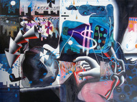 Mark Kostabi, The Bad Poetry of the Grid