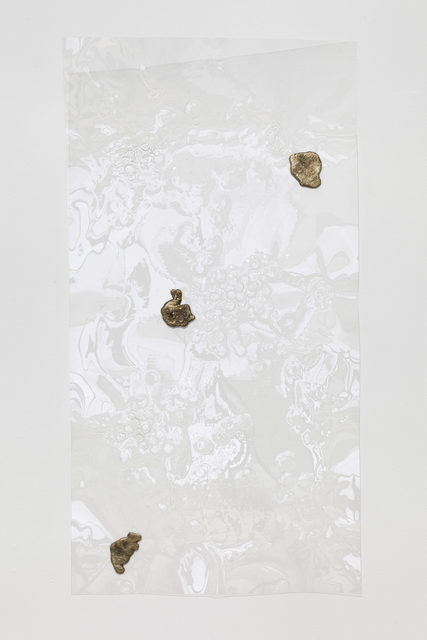 , 'Fountain Relief 8,' 2014, MARTOS GALLERY