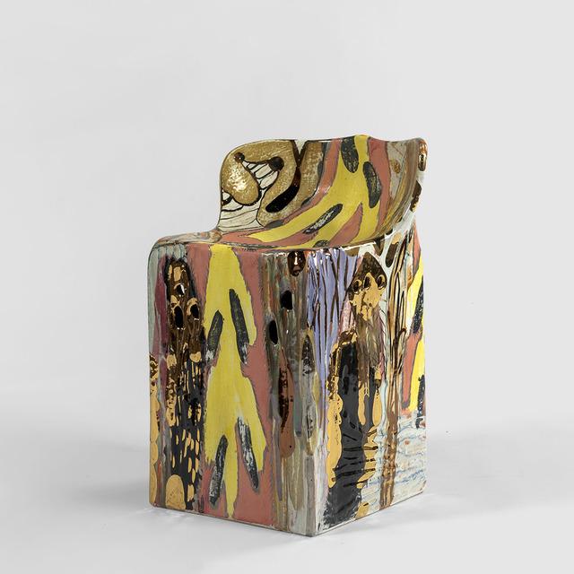 , 'Ceramic Chair,' 2019, The Future Perfect