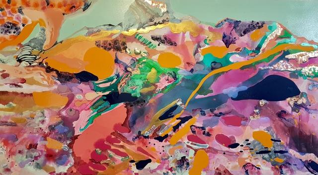 , 'Salt Water Lips,' 2018, 99 Loop Gallery