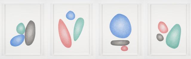, 'Cuatro por tres,' 2015, Nogueras Blanchard