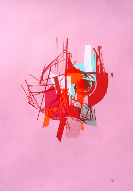 , 'Dézorganie 02,' 2015, Galerie SOON