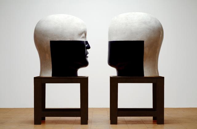 , 'Heads 03-11-14,' 2003, SPONDER GALLERY