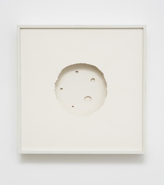 , 'Mais Buracos, from the series Desenho Objeto,' , Galeria Luisa Strina