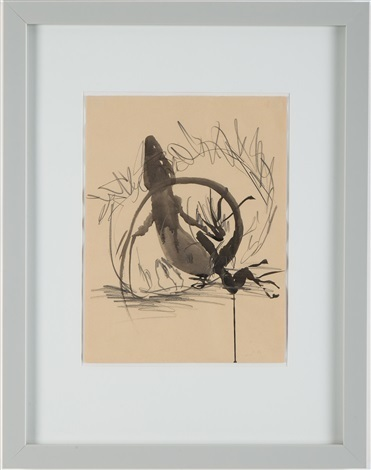 , 'Untitled (The Lizard),' 1983, Anders Wahlstedt Fine Art