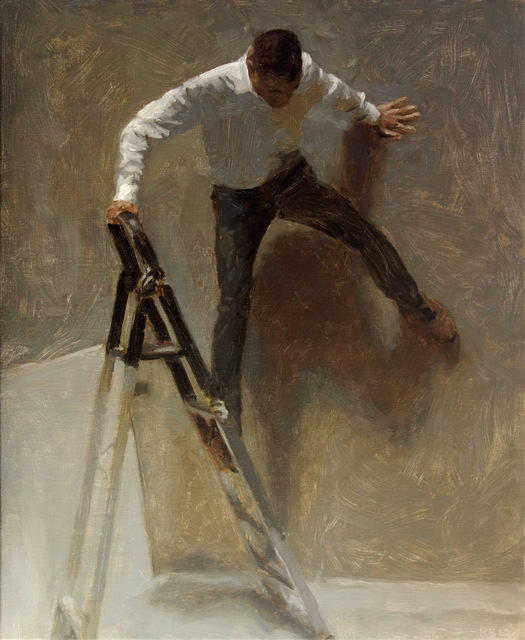 , 'Climber,' 2017, KIRK Gallery