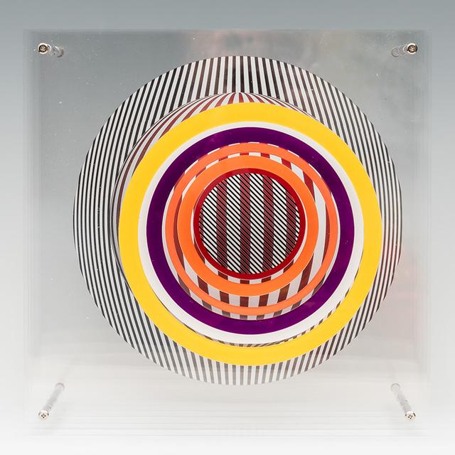 Pedro Sandoval, 'La Flotación del Círculo III', 2018, Bohemian Artist Gallery