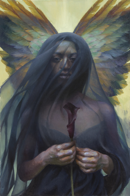 , 'Mourning Angel,' 2018, IX Gallery