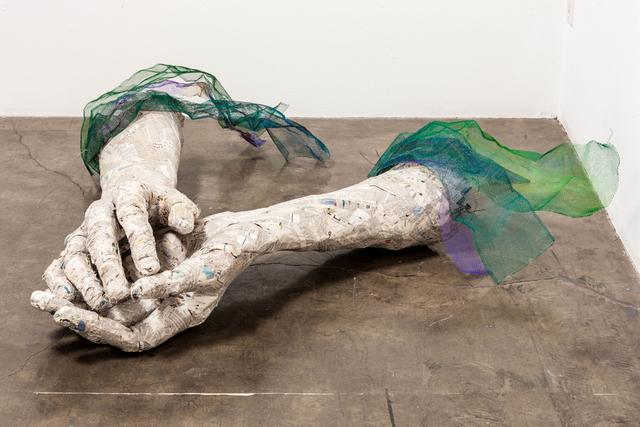 , 'Hands,' 2013, Rosamund Felsen Gallery