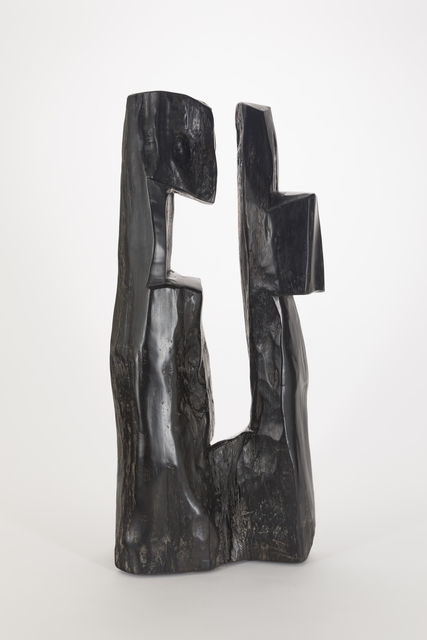Alexandre Noll, 'Untitled [Abstract Sculpture]', ca. 1950, Sculpture, Ebony, Childs Gallery
