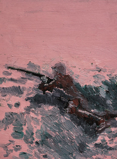 , 'Guerra,' 2014, Galeria Millan