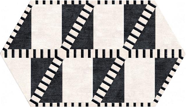 , 'Chessboard Rug,' 2016, kinder MODERN