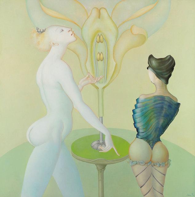 , 'Le lecon de botanique,' 1974, Weinstein Gallery