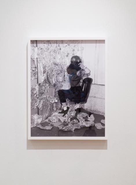, 'Self Portrait #1,' 2018, David B. Smith Gallery