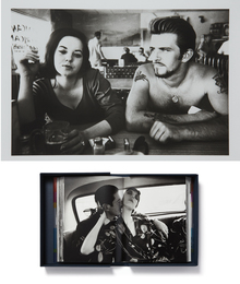 Dennis Hopper, 'Biker Couple,' 1961/2009, Phillips: Evening and Day Editions (October 2016)
