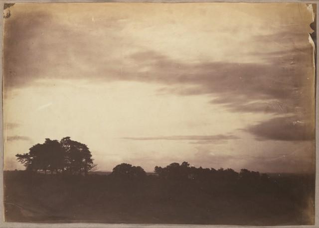 Roger Fenton, '[Landscape with Clouds]', ca. 1856, The Metropolitan Museum of Art