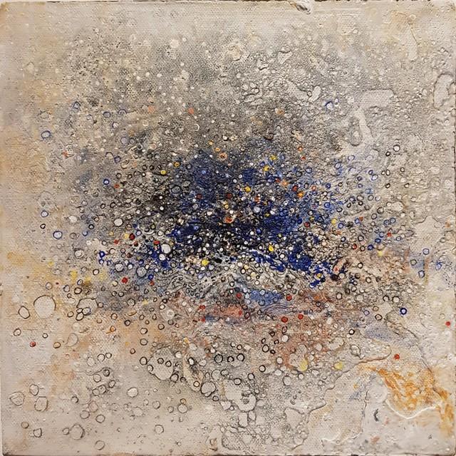 Govinda Sah 'Azad', 'Little Sky', 2017, October Gallery