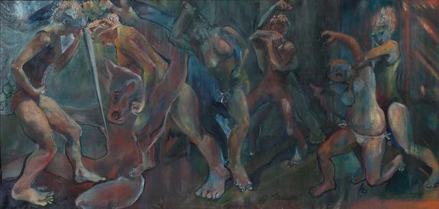 , 'Ariadne's Triumph,' 2016, Zenith Gallery
