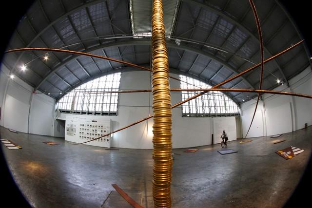 , 'Alicerce,' 2012, Baró Galeria
