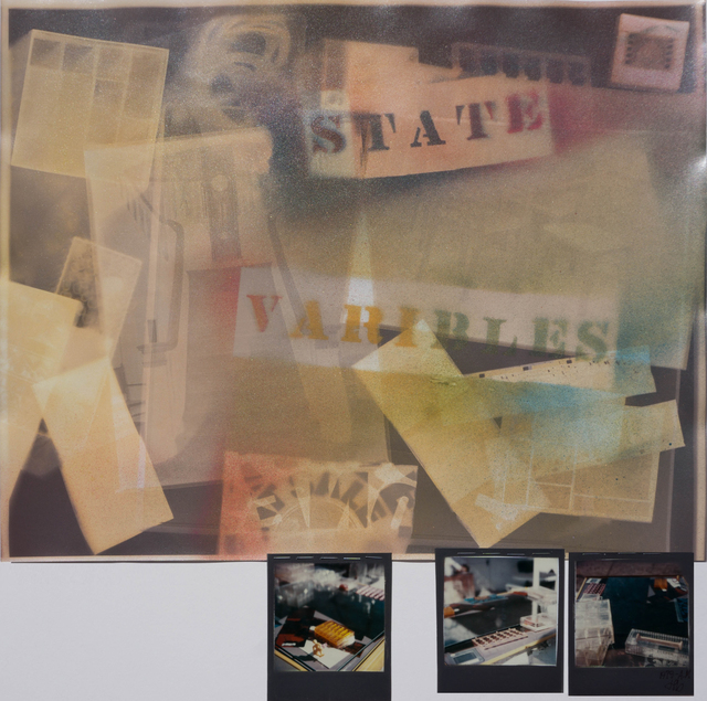 , 'State Variables,' 1978, Richard Levy Gallery