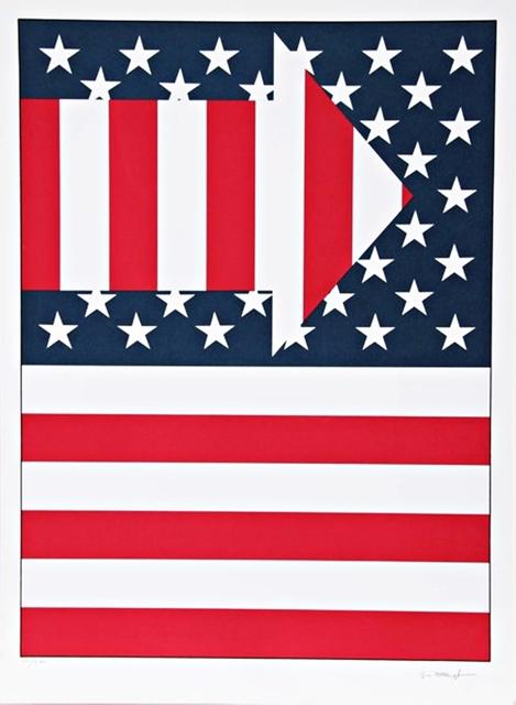 , 'American Flag III,' 1979, Alpha 137 Gallery